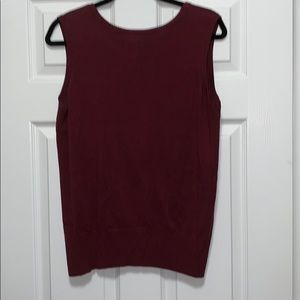 Lane Bryant Sweaters - Lane Bryant sleeveless sweater